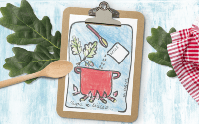 Dobro zupa zedymbowego liścio – bojka